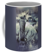 Old Cemetery On A Hill Coffee Mug