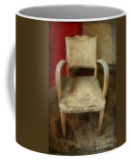 Old Chair Coffee Mug