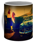 Old Chevrolet On Route 66 Coffee Mug