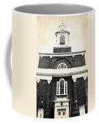 Old Church In Boston Coffee Mug