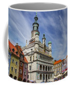 Old City Hall Clock Tower - Posnan Poland Coffee Mug