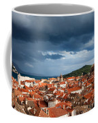 Old City Of Dubrovnik Coffee Mug