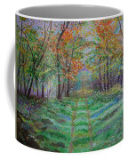 Old Country Road Coffee Mug