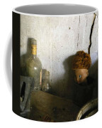 Old Doll In The Attic Coffee Mug
