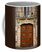 Old Doors Coffee Mug