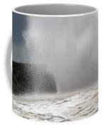 Old Faithful Spray Coffee Mug