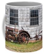 Old Farm Equipment Coffee Mug