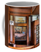 Old Fashion Post Office Coffee Mug by Paul Ward