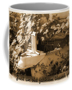 Old Fashion Thank You Card Coffee Mug