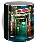 Old Fashioned Filling Station Coffee Mug