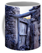 Old Finca Ancient Hause In The Spanish  Mountains Coffee Mug
