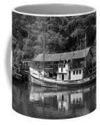Old Fishing Boat Coffee Mug