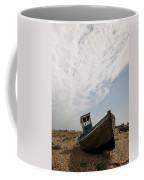 Old Fishing Boats Coffee Mug