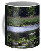Old Fishing Hole Coffee Mug