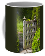 Old Garden Entrance Coffee Mug by Heiko Koehrer-Wagner