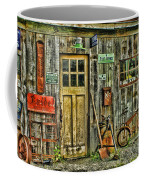 Old General Store Hdr Coffee Mug