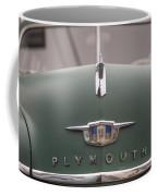Old Green Plymouth Coffee Mug