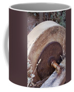 Old Grinding Wheel Coffee Mug