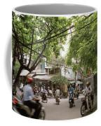 Old Hanoi Life Coffee Mug