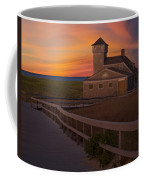 Old Harbor U.s. Life Saving Station Coffee Mug by Susan Candelario