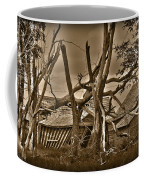 Old Homestead Coffee Mug by Shane Bechler