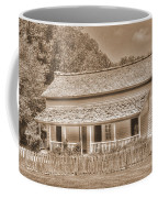 Old House In The Cove Coffee Mug