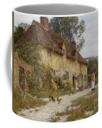Old Kentish Cottage Coffee Mug
