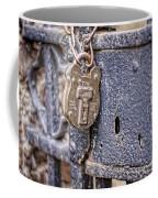 Old Lock Coffee Mug