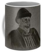 Old Man Laughing Coffee Mug