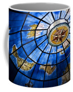 Old Map Of The Canary Islands Coffee Mug