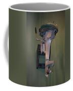 Old Mercury Boat Engine Coffee Mug
