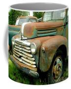 Old Mercury Truck Coffee Mug