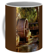 Old Mill Park Wheel Coffee Mug
