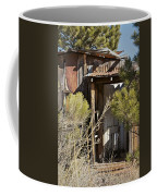Old Miner's Cabin Coffee Mug