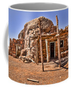 Old Navajo Stone House Coffee Mug