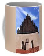 Old New Synagogue Coffee Mug by Linda Woods