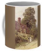 Old Post Office Brook Near Witley Surrey Coffee Mug