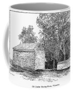 Old Quaker Meeting House Coffee Mug by Granger