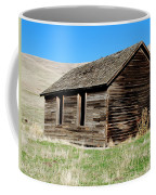 Old Ranch Hand Cabin Coffee Mug
