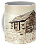 Old Ranch Hand Cabin L Coffee Mug