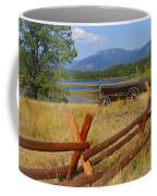 Old Ranch Wagon Coffee Mug
