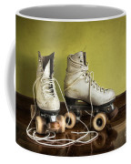 Old Roller-skates Coffee Mug