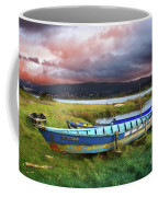 Old Row Boats Coffee Mug