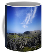 Old Ruins Of A Fort On The Landscape Coffee Mug