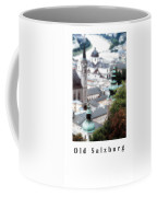 Old Salzburg Poster Coffee Mug