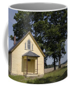 Old School House 1 Of 2 Coffee Mug