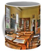 Old School II Coffee Mug by Diego Re