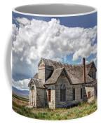 Old Schoolhouse - Ovid - Idaho Coffee Mug