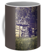 Old Shed Coffee Mug by Joana Kruse