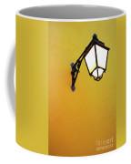Old Street Lamp Coffee Mug by Carlos Caetano